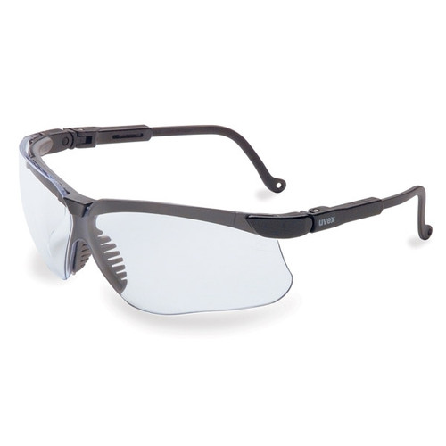Uvex Genesis Safety Glasses w/ Clear Lens