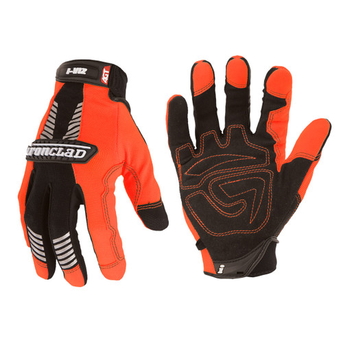 Ironclad I-Viz High-Vis Reflective Gloves - IVG2 & IVO2
