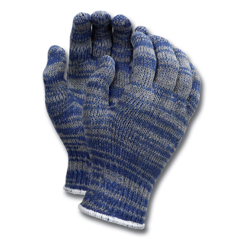 Memphis Economy Multi-Colored String Knit Gloves - Pack of 12 Pairs