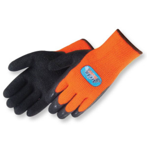FroGrip Arctic Tuff Heavy Thermal Lined Latex Palm & Full Thumb Work Gloves