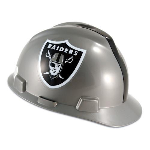 Oakland Raiders V-Gard Hard Hat