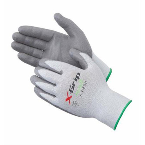 FroGrip X-Grip Cut Resistant Poly-Palm Work Gloves