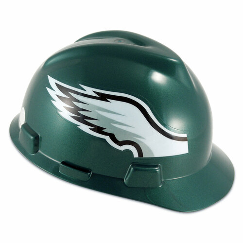 Philadelphia Eagles V-Gard Hard Hat