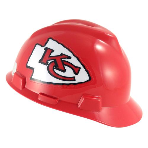Kansas City Chiefs NFL Hard Hat