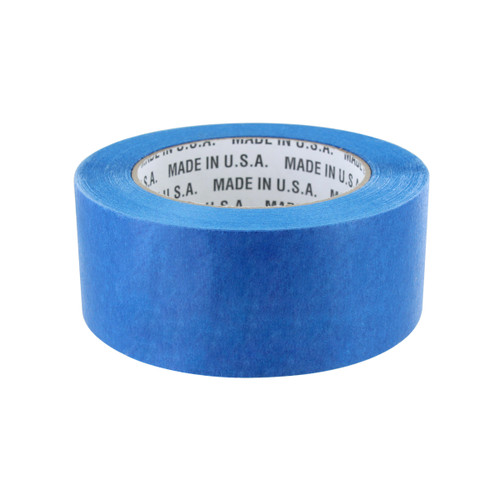 Rugged Blue M187 Painters Tape 2in x 60yd - 21 Day Clean Release