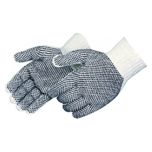 Liberty Mens Two-Sided PVC Dotted Gloves - 4715SP