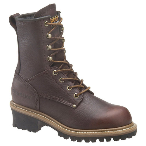 "Carolina Women's 8"" Logger Boots - CA421"