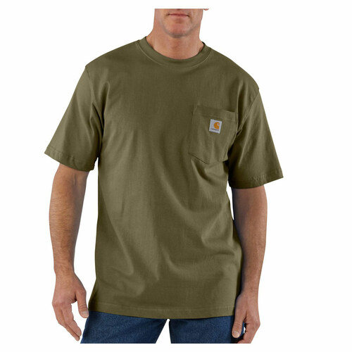 Carhartt Men's Workwear Pocket T-Shirt - K87