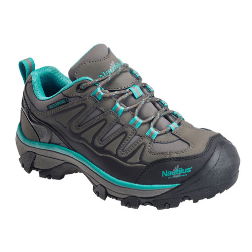 Nautilus Women's Steel Toe Waterproof EH Athletic Shoes - N2268