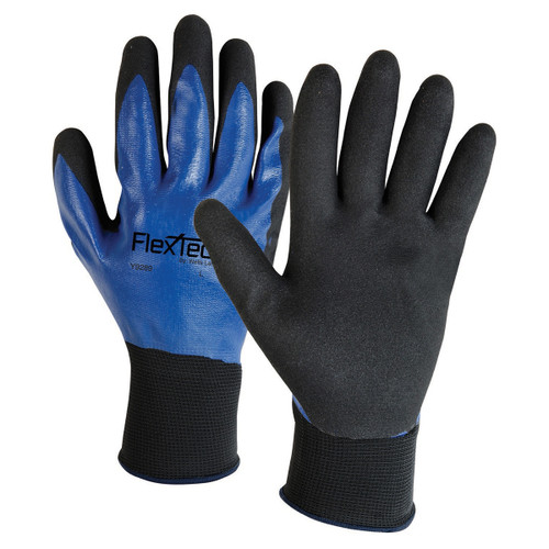 Wells Lamont Y9289 FlexTech Synthetic Shell Gloves - Single Pair