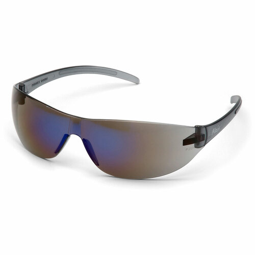 Pyramex Alair Safety Glasses - Blue Mirror Lens