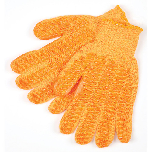 Memphis Honey Grip Cotton/Poly Heavyweight Gloves - 12 Pair - 9675M
