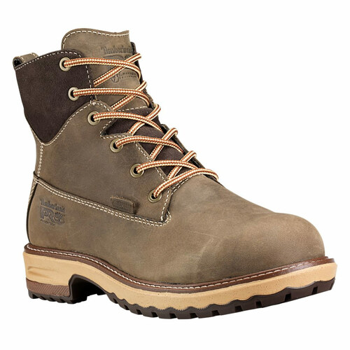 "Timberland PRO Women's 6"" Hightower Alloy Safety Toe WP Work Boots - A1KIT214"
