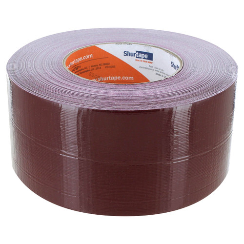 Shurtape PC618 Duct Tape 3 in x 60 yd - 10 mil - Burgundy