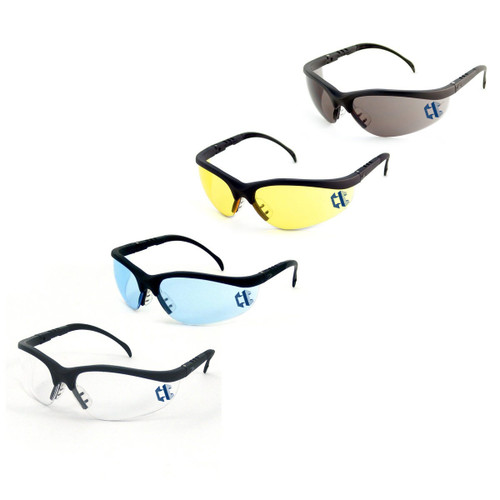 Custom Imprinted Crews Klondike Safety Glasses