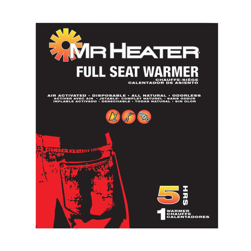 Seat Warmer- Single Pack