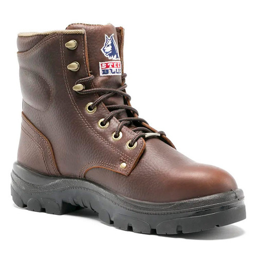 Steel Blue Men's Argyle Steel Toe Boot - 812952