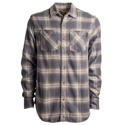 Timberland PRO Men's Woodfort Flex Flannel Work Shirt - A1P41