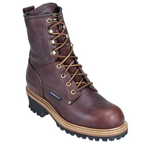 Carolina Womens Logger Boots - CA421 - 6.5M - Clearance