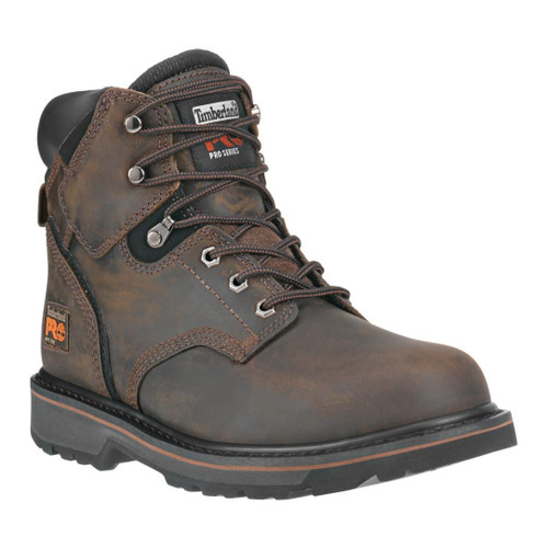 "Timberland PRO Men's 6"" Pit Boss Soft Toe Work Boots - 33046214"