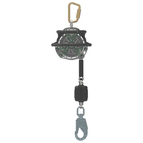 MSA V-TEC Self Retracting Lanyard, 10m/30'