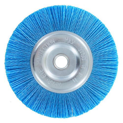 "Eazypower 6"" Nylon Brush (#180 Grit)"