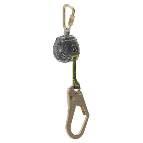 MSA V-TEC 10' PFL Retractable Lanyard, 36CL Snaphook