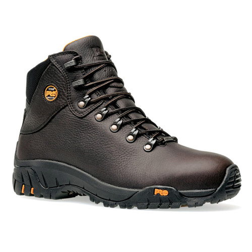 "Timberland Pro Men's 6"" TiTAN Trekker Leather Work Boots - 85520"