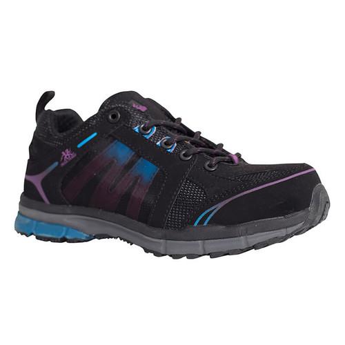 Moxie Trades Women's Robin Athletic Tye-Dye Safety Shoe