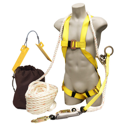 FrenchCreek RK50 - Deluxe Roofers Kit with Carrying Bag