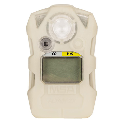 MSA Altair 2XT Two-Tox Gas Detector- CO-H2S- Glow