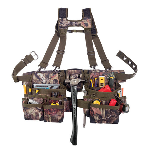 Bucket Boss Camo Suspension Mullet Buster Rig - 85035