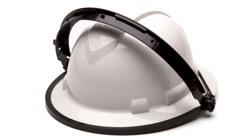 Pyramex Dielectric Full Brim Hard Hat Adapter - HHABW