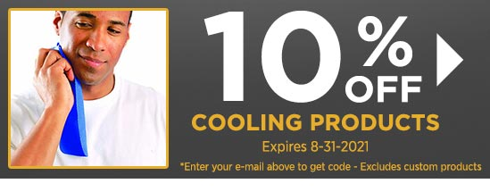 10% off Cooling Products