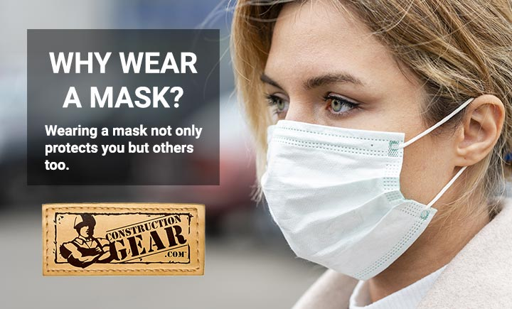 Whay wear a mask?