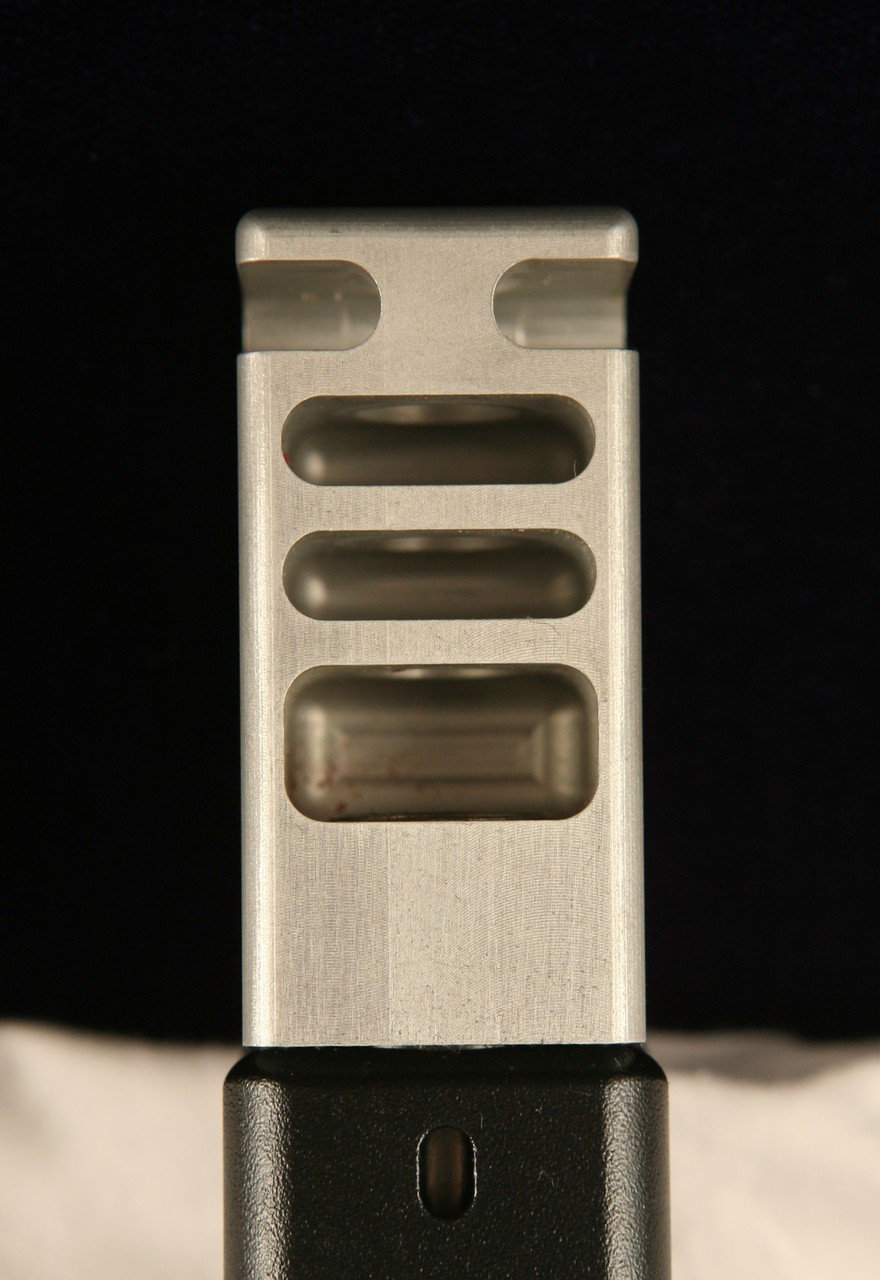 SJC 9mm Compensator 5 port Aluminum