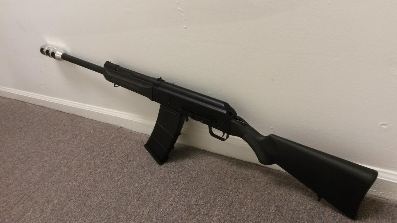 12 ga SJC Titan Shotgun Comp
