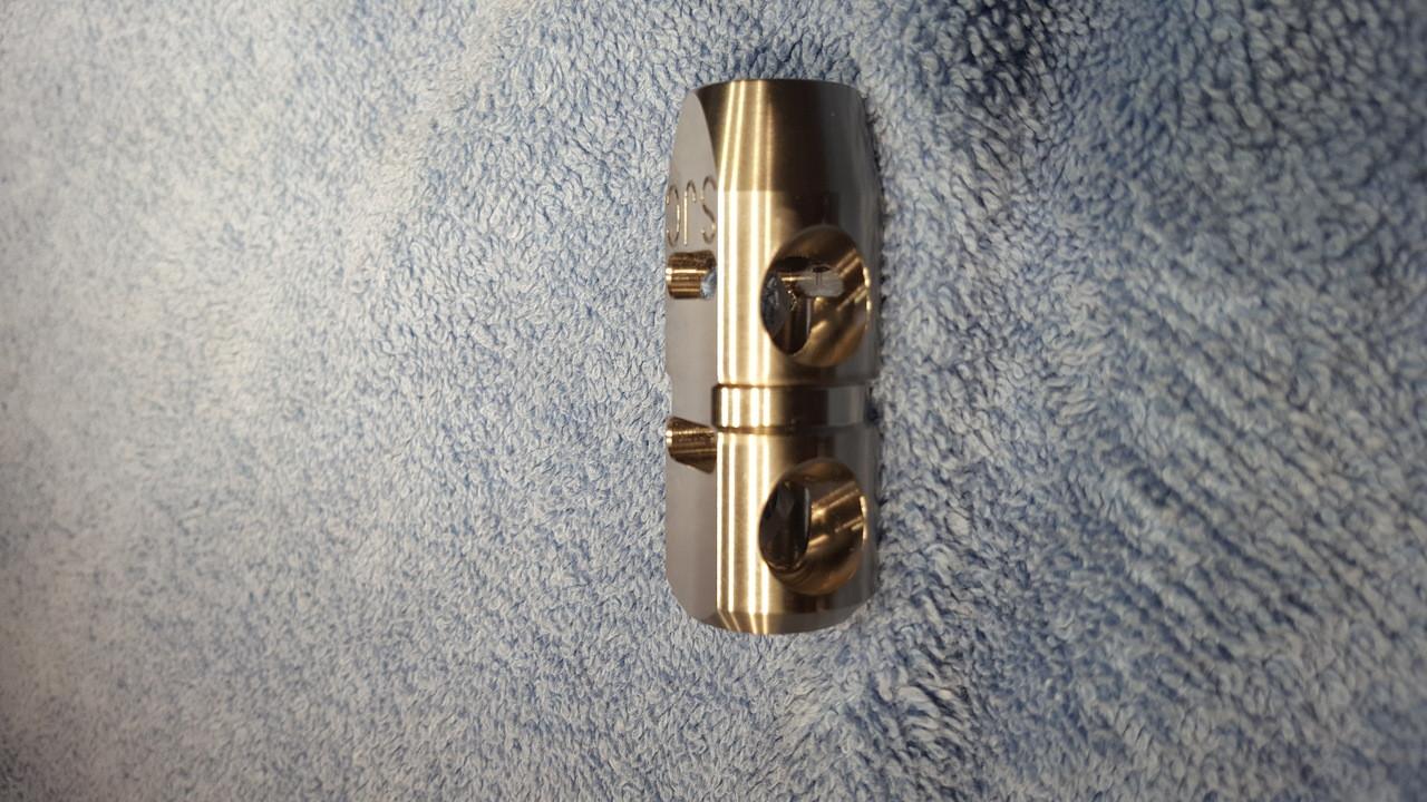 """SJC Titanium PCC  1/2""""-28, 1/2""""-36, 13.5mmL"""