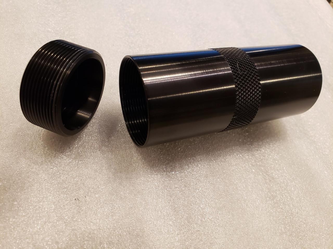SJC Blast Diverter and Adaptor