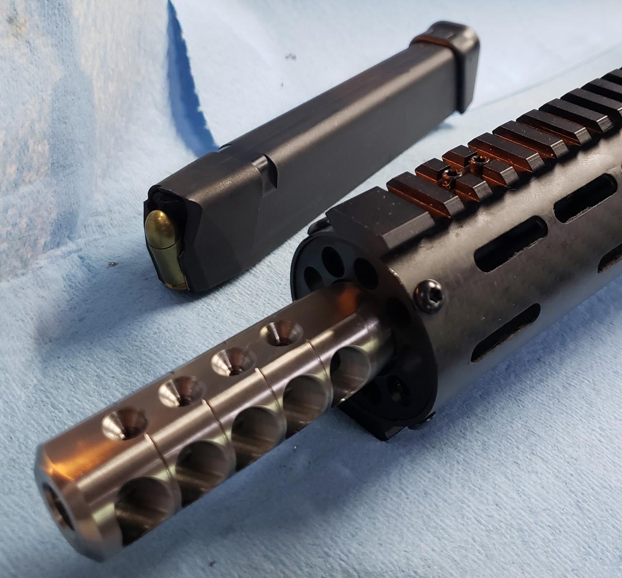 Titan Extreme PCC 9mm