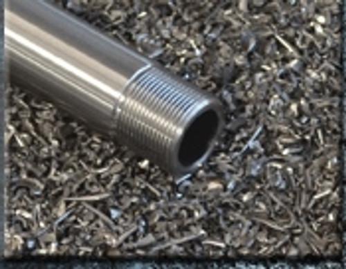 Pistol Barrel Threading
