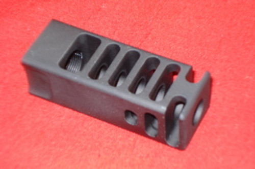 SJC Major 9mm 11 Port Aluminum Compensator