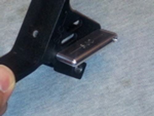 SJC Lever Thumb Rest for SJC Glock Mounts