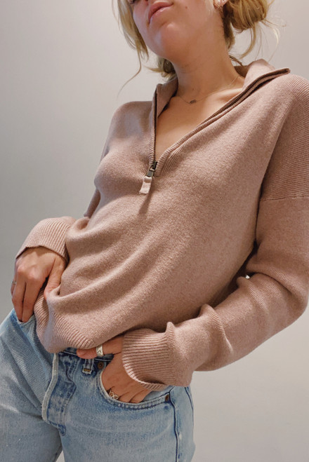 HT1062 CLAY SWEATER