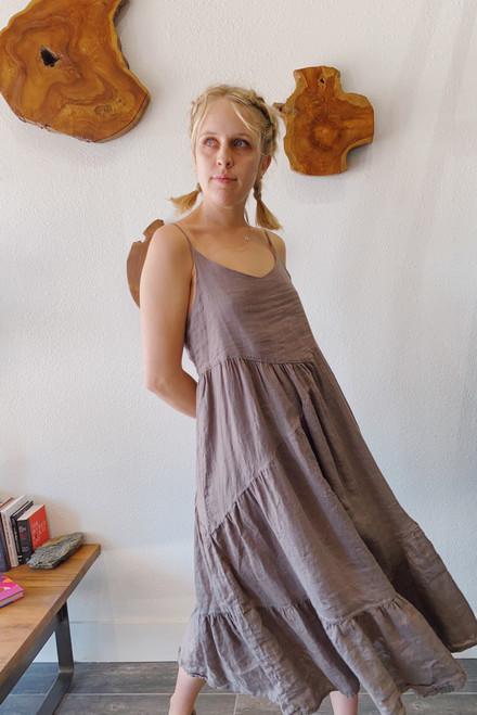 SANDRINE DRESS STONE