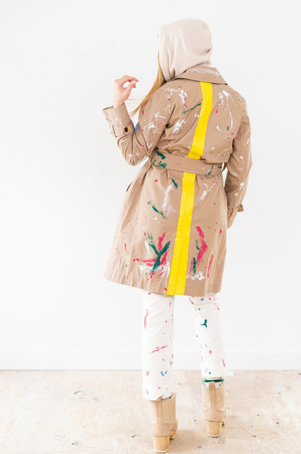 MESSY TRENCH