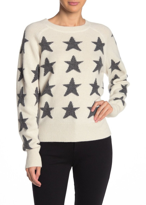 BRYNLEE STAR SWEATER