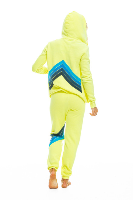 MOUNTAIN ZIP NEON YELLOW