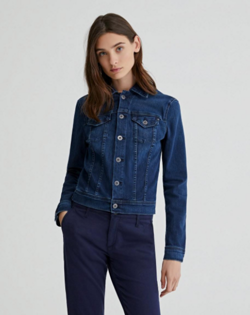 ROBYN JACKET PINNACLE BLUE