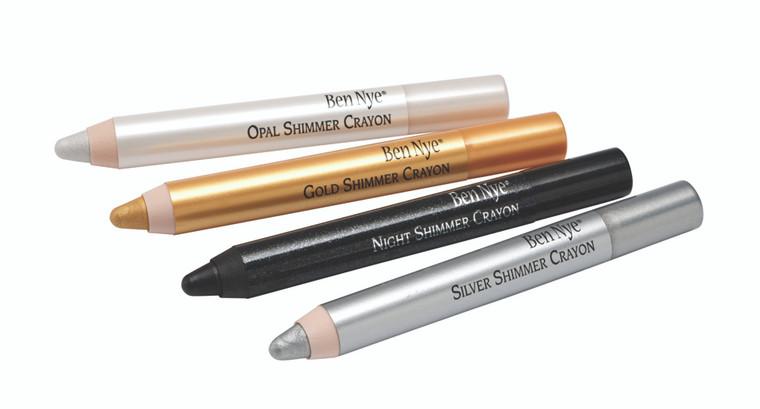 Shimmer Crayons
